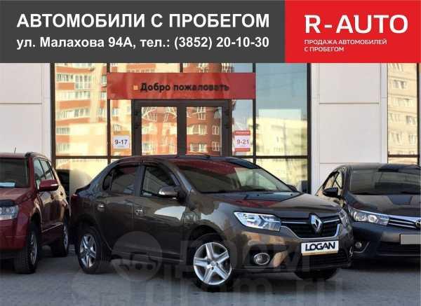 Renault Logan, 2018 год, 697 000 руб.