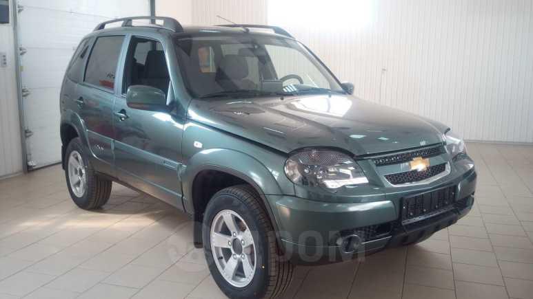 Chevrolet Niva, 2019 год, 735 000 руб.