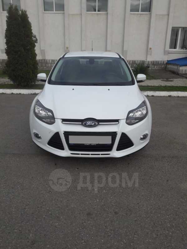 Ford Focus, 2012 год, 520 000 руб.
