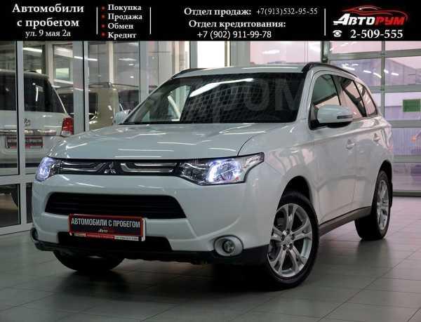 Mitsubishi Outlander, 2013 год, 1 087 000 руб.