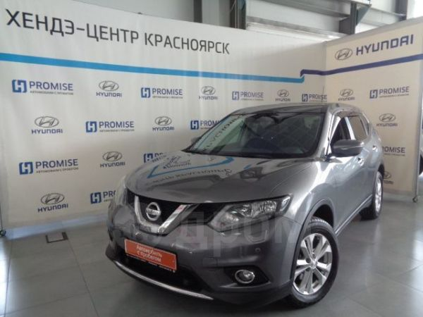 Nissan X-Trail, 2015 год, 1 165 000 руб.