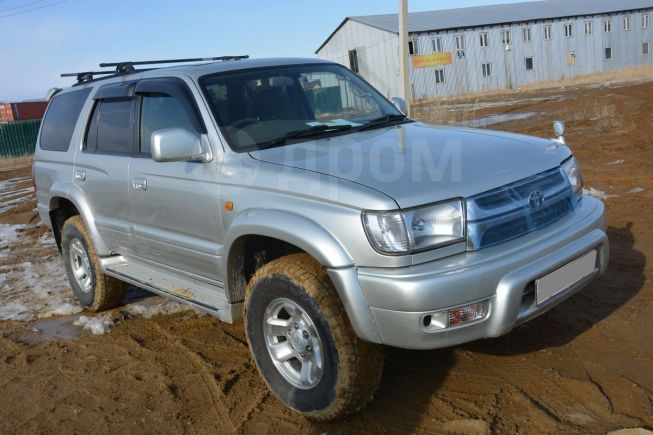 Toyota Hilux Surf, 2000 год, 680 000 руб.