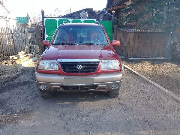 Suzuki Grand Vitara, 2002 год, 345 000 руб.