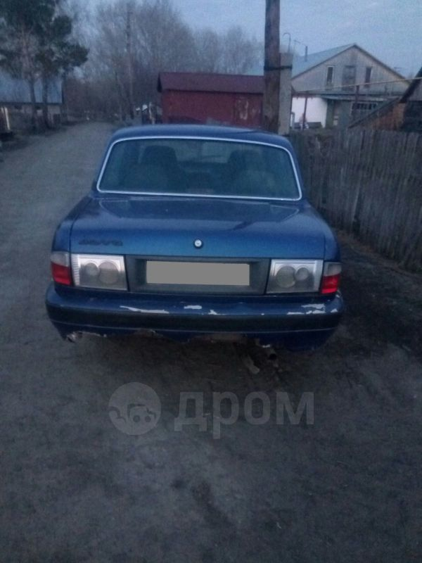 ГАЗ 31105 Волга, 2004 год, 40 000 руб.