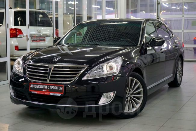 Hyundai Equus, 2014 год, 1 097 000 руб.