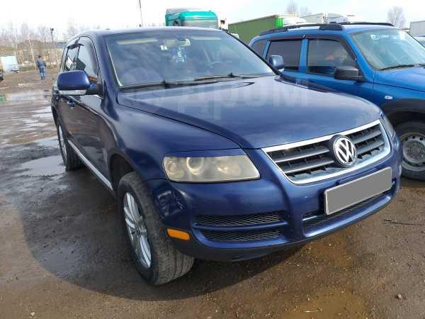 Volkswagen Touareg, 2004 год, 440 000 руб.