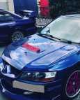 Mitsubishi Lancer Evolution, 2001 год, 350 000 руб.