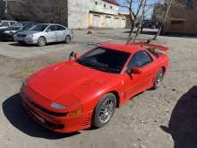 Кызыл GTO 1993