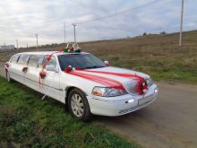 Керчь Town Car 2003