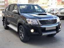 Улан-Удэ Hilux Pick Up 2012