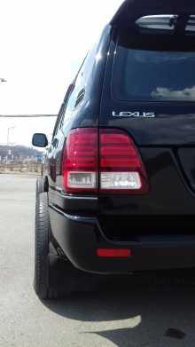 Владивосток Lexus LX470 2001