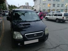 Петропавловск-Камч... Wagon R Plus 2000