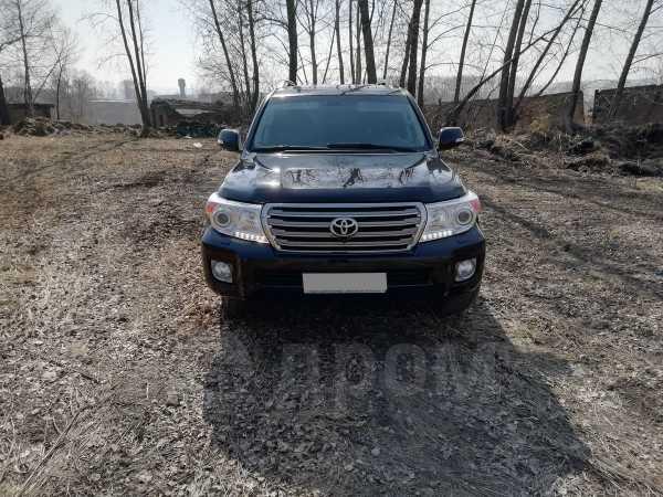 Toyota Land Cruiser, 2014 год, 2 880 000 руб.