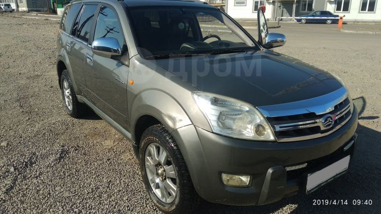 Great Wall Hover H3, 2007 год, 370 000 руб.