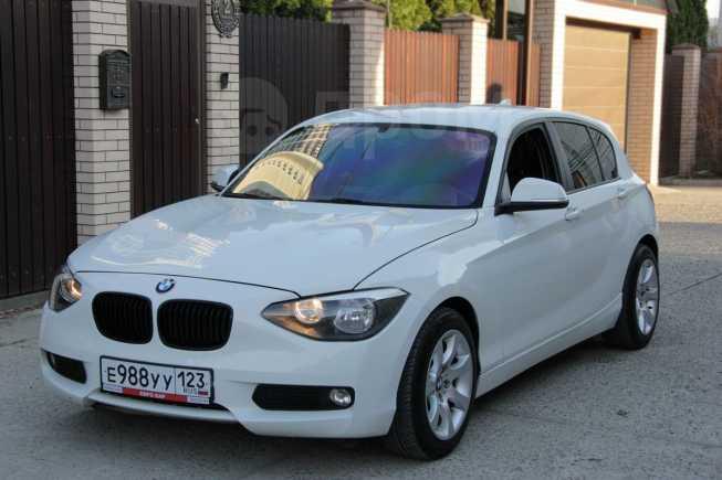 BMW 1-Series, 2013 год, 710 000 руб.