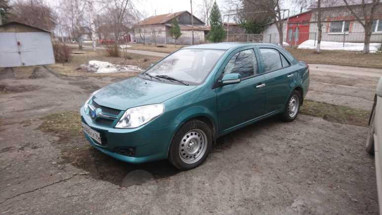 Geely MK, 2012 год, 400 000 руб.