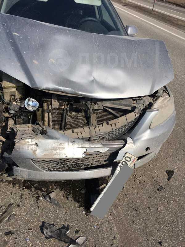 Mazda Mazda6, 2004 год, 175 000 руб.