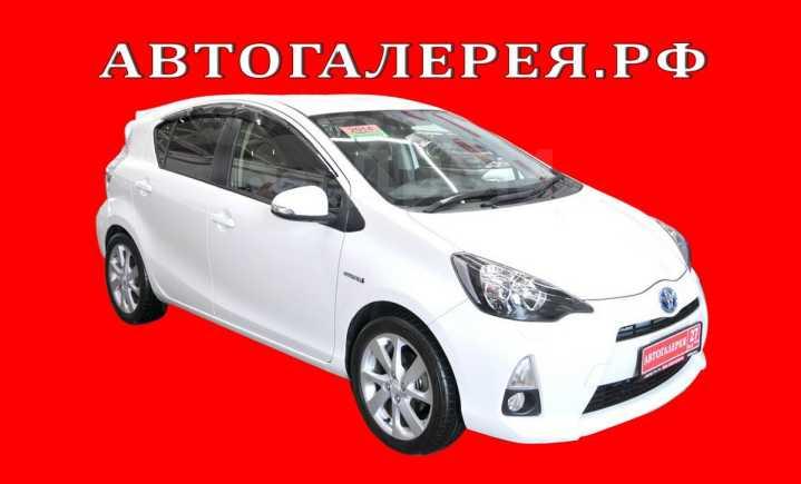 Toyota Aqua, 2014 год, 648 000 руб.