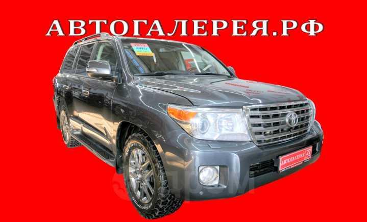 Toyota Land Cruiser, 2013 год, 2 098 000 руб.