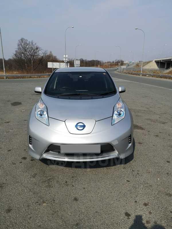 Nissan Leaf, 2014 год, 610 000 руб.