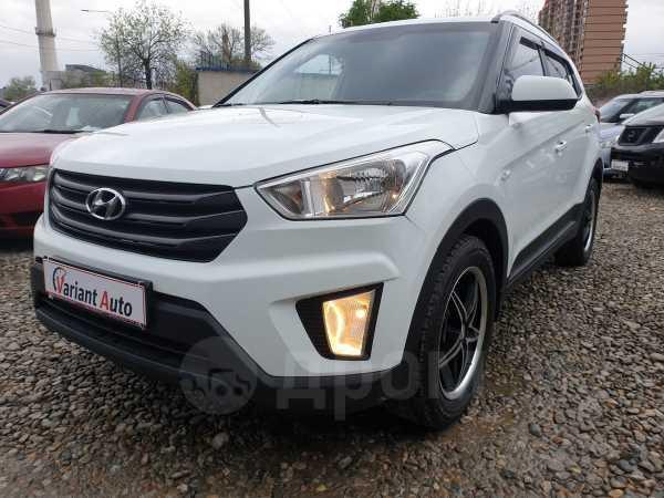Hyundai Creta, 2016 год, 937 000 руб.