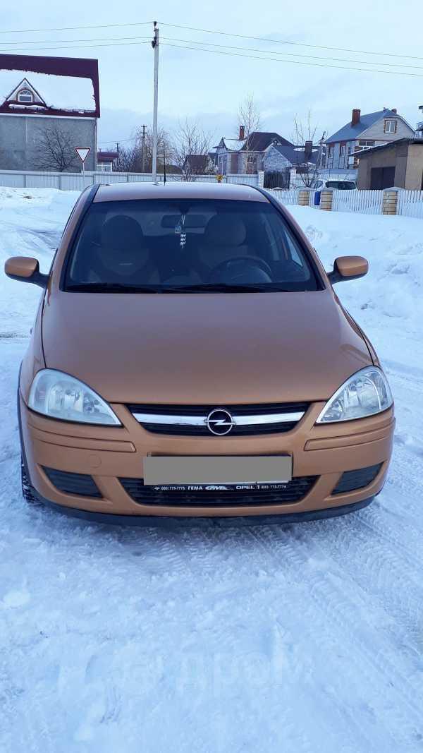 Opel Corsa, 2003 год, 175 000 руб.