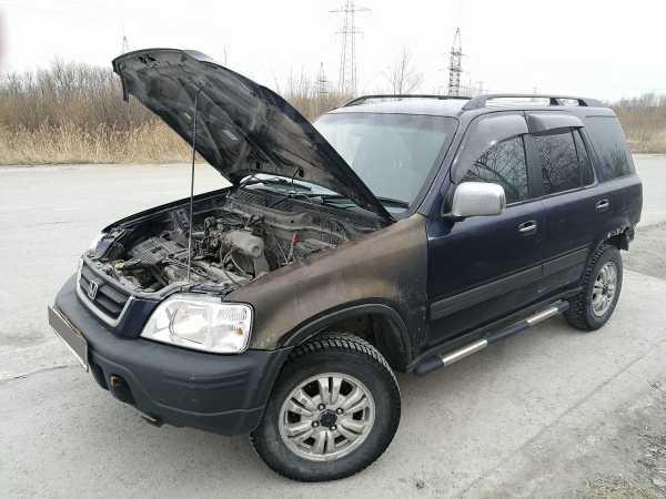 Honda CR-V, 1996 год, 115 000 руб.