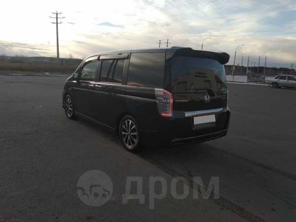 Honda Stepwgn, 2014 год, 1 130 000 руб.