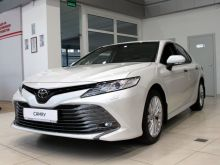 Челябинск Toyota Camry 2019