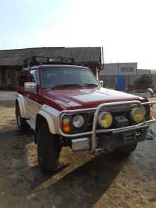 Свободный Safari 1988