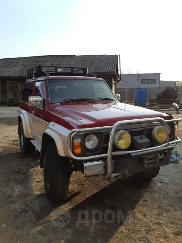 Nissan Safari, 1988 год, 690 000 руб.