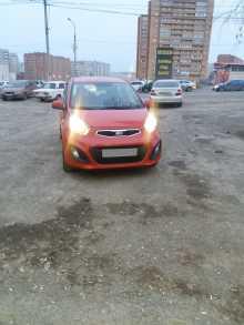 Красноярск Picanto 2014