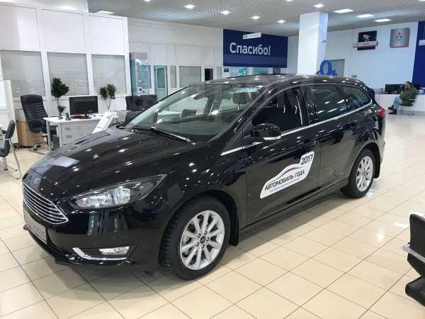 Ford Focus, 2019 год, 1 279 000 руб.