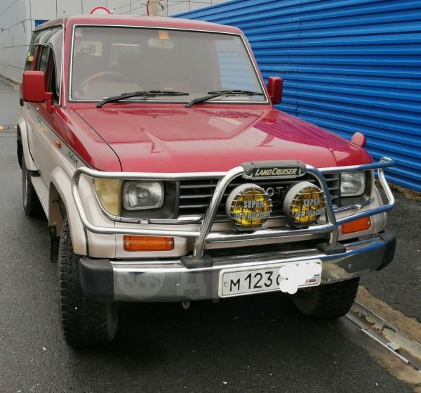 Toyota Land Cruiser Prado, 1993 год, 750 000 руб.