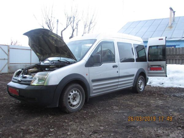 Ford Tourneo Connect, 2007 год, 365 000 руб.