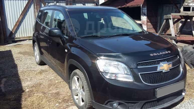 Chevrolet Orlando, 2012 год, 655 000 руб.