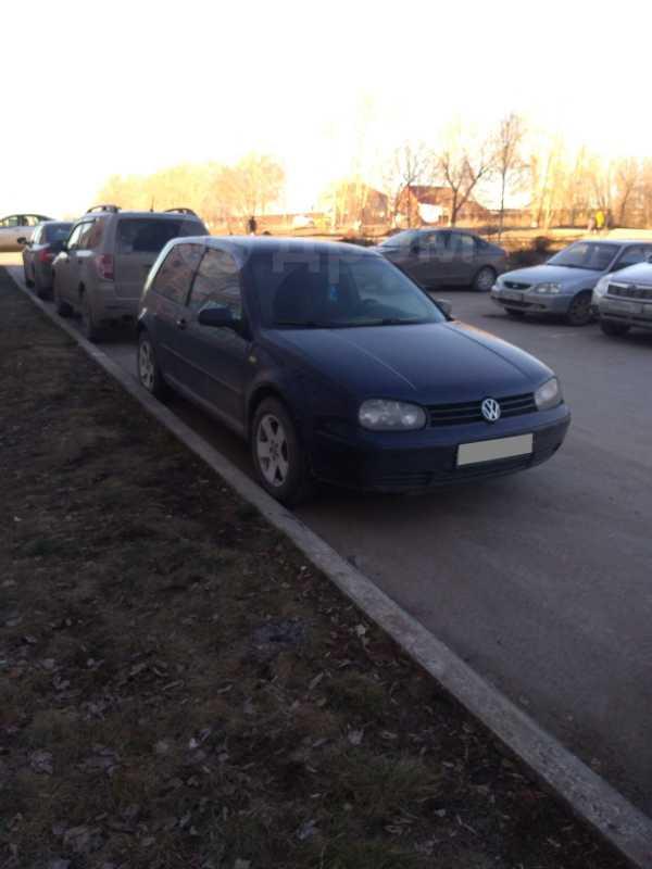 Volkswagen Golf, 1999 год, 185 000 руб.