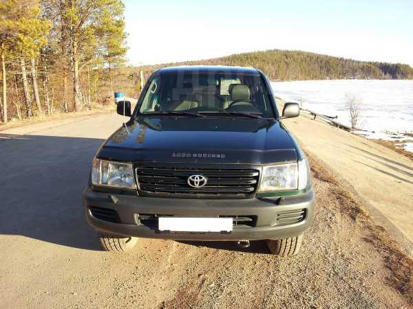 Toyota Land Cruiser, 2003 год, 1 700 000 руб.