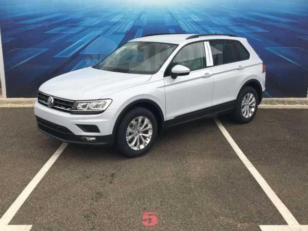 Volkswagen Tiguan, 2019 год, 1 605 500 руб.