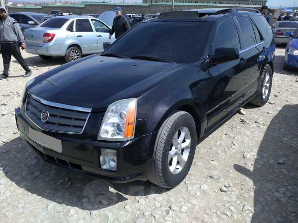 Cadillac SRX, 2003 год, 420 000 руб.