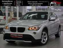 Красноярск BMW X1 2012