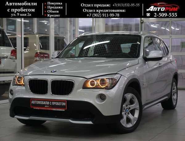 BMW X1, 2012 год, 987 000 руб.