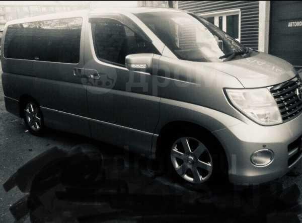 Nissan Elgrand, 2007 год, 550 000 руб.
