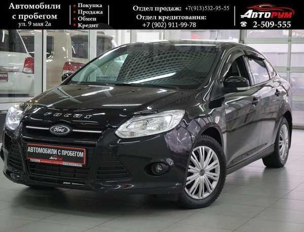 Ford Focus, 2011 год, 567 000 руб.