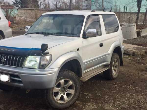 Toyota Land Cruiser Prado, 1996 год, 679 000 руб.