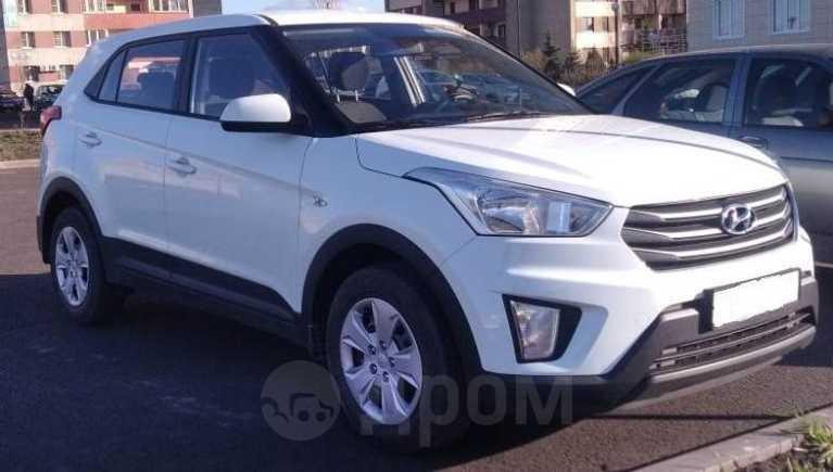 Hyundai Creta, 2018 год, 885 000 руб.
