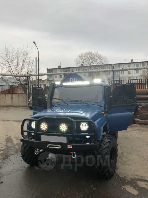 УАЗ 3159, 2003 год, 600 000 руб.