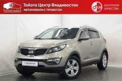 Владивосток Sportage 2013