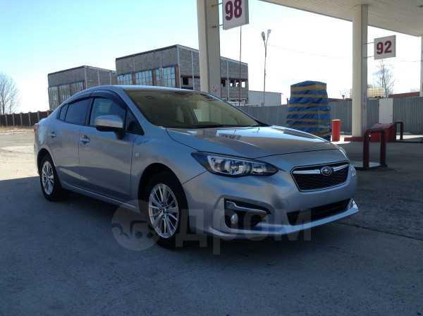 Subaru Impreza, 2018 год, 850 000 руб.
