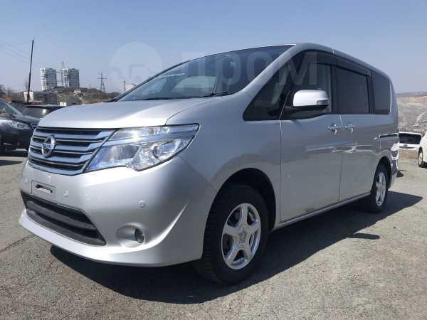 Nissan Serena, 2014 год, 835 000 руб.